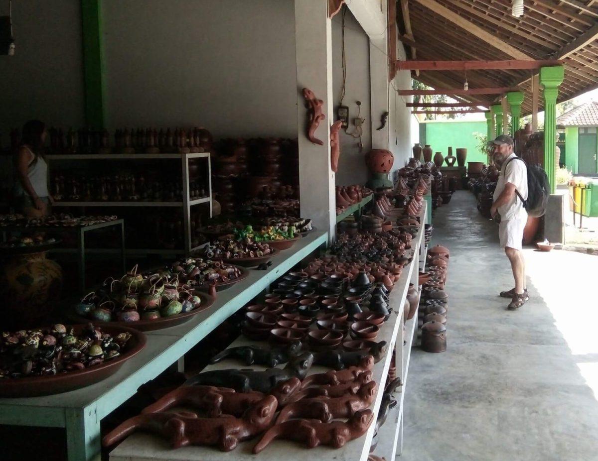 Lombok Pottery