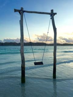 Tanjung Aan Swing