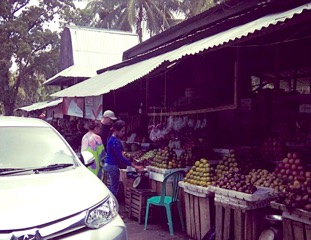 Lombok Market