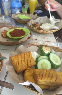 Local Lombok Lunch