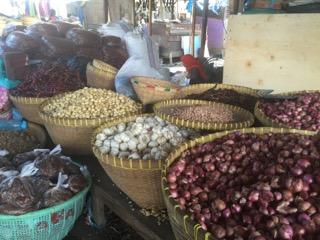 Markets Garlic