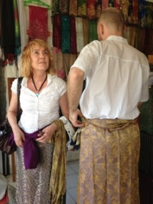 Lombok Shopping