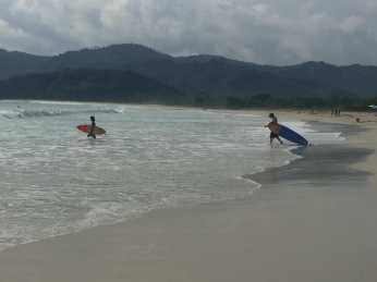 Swimming and Surfing Tour