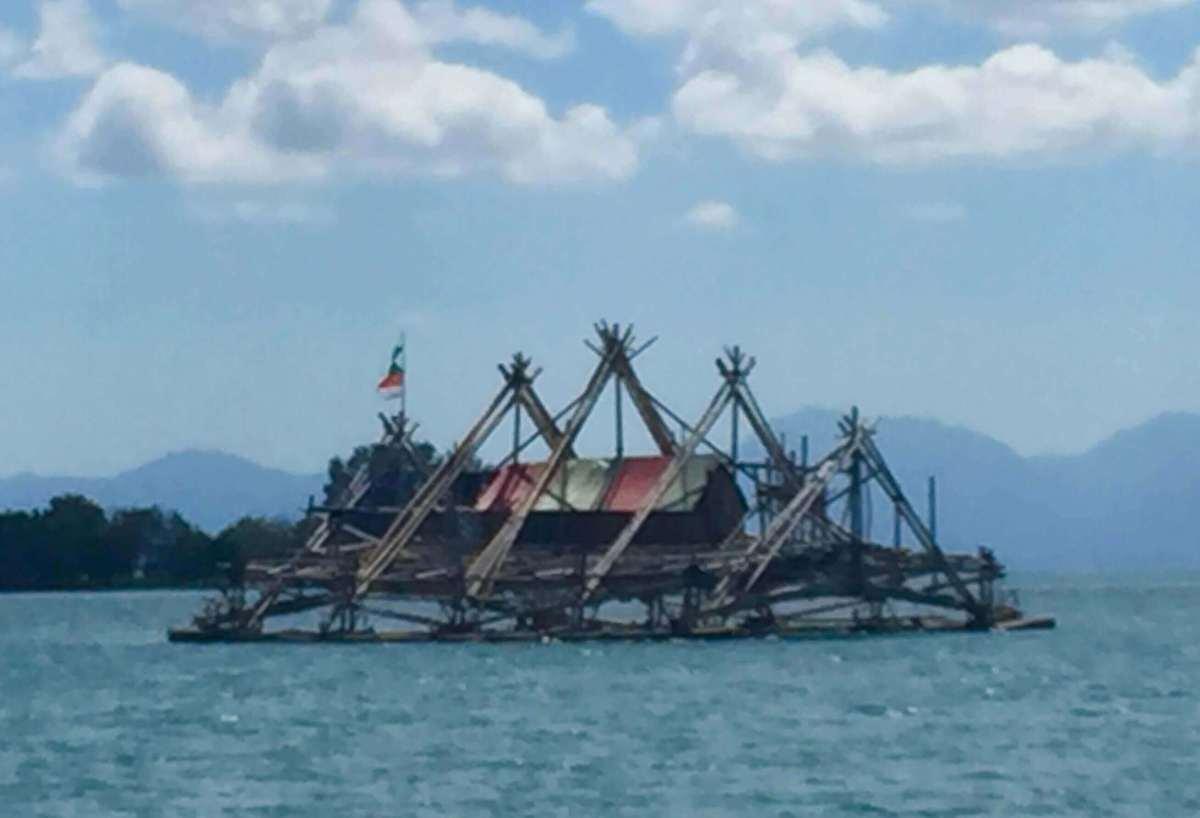 Unique Lombok Fishing