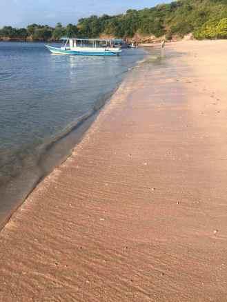 Pink Beach East Lombok